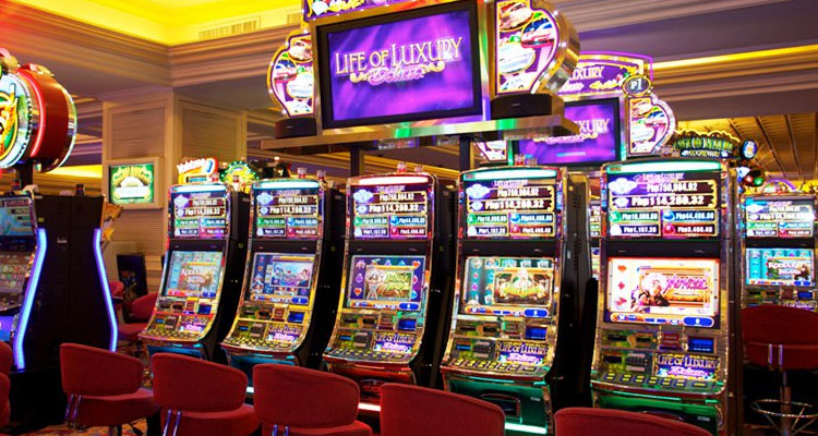 Mengakali mesin slot Game Casino 2019